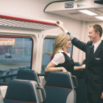 Denver Union Station Engagement Session