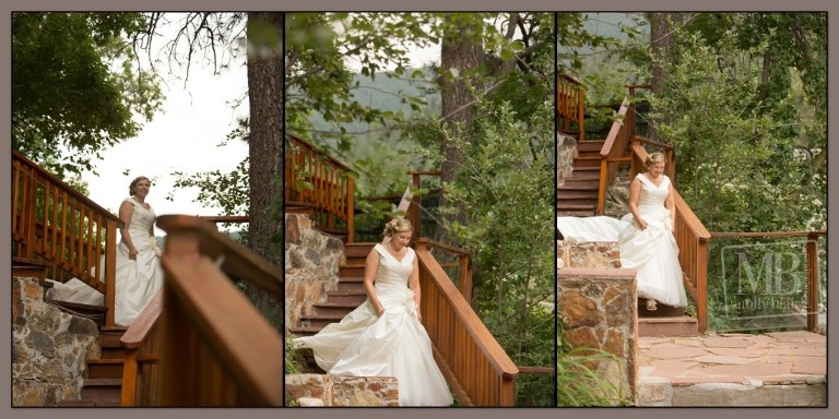 Vintage Wedding Dresses Reno: Wedgewood Event Center Wedding In Boulder Canyon In July