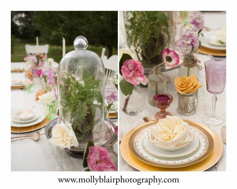 Romantic Summer Wedding in Longmont