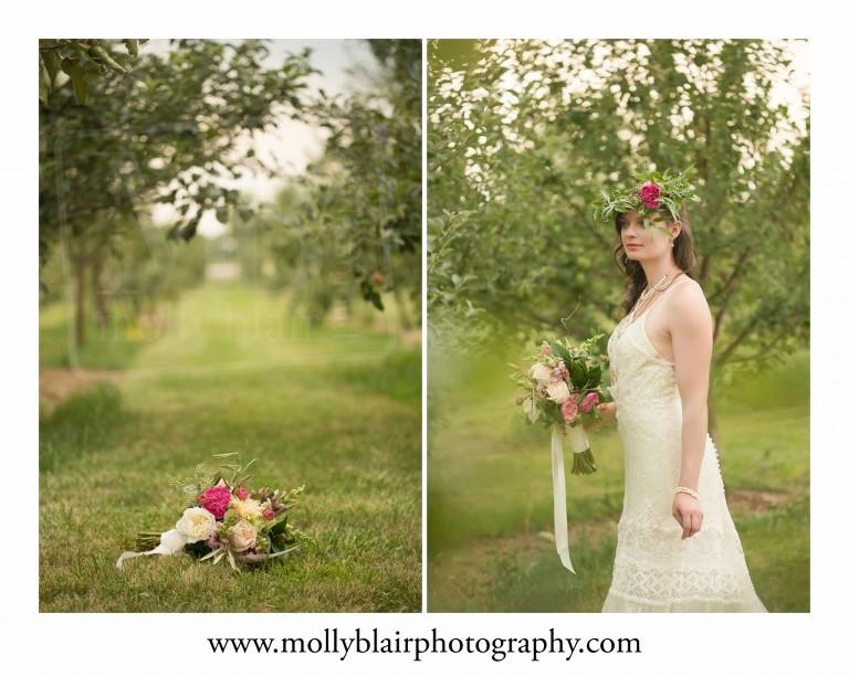 Ya YA Apple Orchard Bride