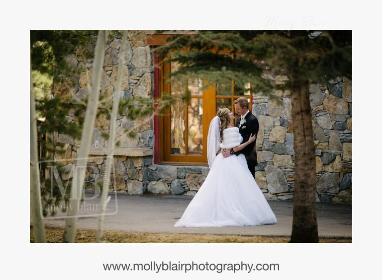 Keystone Colorado Winter Wedding